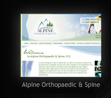 Alpine Orthopaedic & Spine